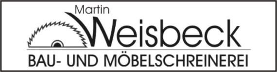 Schreinerei Martin Weisbeck . Fuldaer Straße 1a . 36137 Großenlüder - Bimbach . Tel. 06648 / 61831 . www.weisbeck.de
