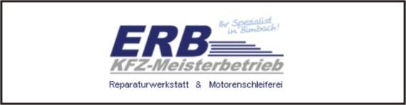 Erb Motoren . Im Lüdertal 26 . 36137 Großenlüder - Bimbach . Tel. 06648-62362 . www.erb-motoren.de
